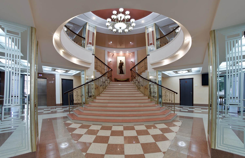 Дизайн интерьера административного здания