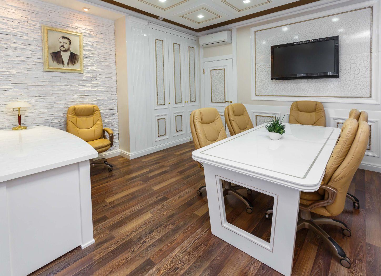 Дизайн интерьера рабочего кабинета в классическом стиле