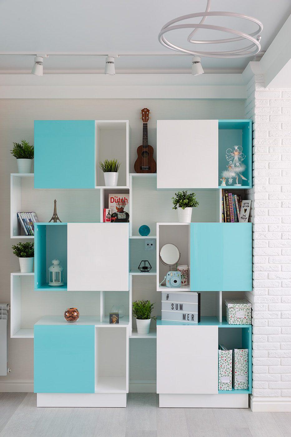 Дизайн гостиной в небольшой квартире